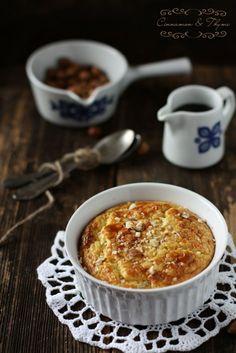 Cinnamon and Thyme: Roasted millet porridge with banana / Baked banana millet porridge