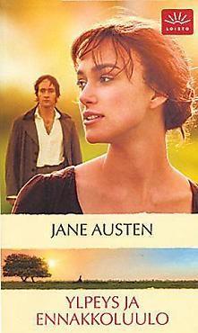 €1 (kirppis) Jane Austen: Ylpeys ja Ennakkoluulo