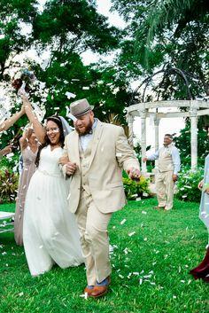 Lush garden gazebo wedding at Sandals Ochi Beach Best Destination Wedding Locations, Destination Wedding Jamaica, Wedding Vows, Wedding Venues, Wedding Photos, Wedding Pergola, Ocho Rios, Garden Gazebo, Lush Garden
