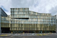 Gigon/Guyer Architects - Office building house