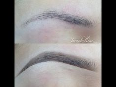 How To: Everyday Eyebrow Tutorial using 'Dipbrow Pomade' - YouTube