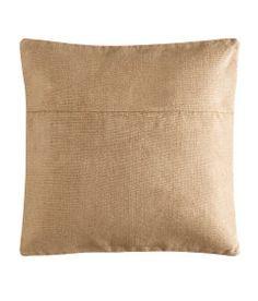 Jute cushion cover 50x50