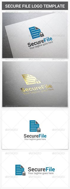 Realistic Graphic DOWNLOAD (.ai, .psd) :: http://jquery-css.de/pinterest-itmid-1007372949i.html ... Secure File Logo ...  data, docs, file, internet, lock, logo template, paper, protect, reliable, safety, secure, security, stock logo  ... Realistic Photo Graphic Print Obejct Business Web Elements Illustration Design Templates ... DOWNLOAD :: http://jquery-css.de/pinterest-itmid-1007372949i.html
