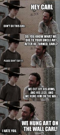 Rick and Carl Long