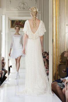 Princesas contemporáneas, En menos de diez años vistiendo a novias francesas, la diseñadora parisina Delphine Manivet ha conseguido consolidarse como una de las opciones preferidas de las futuras novias de medio mundo. Su colección de 2013 tiene ese halo regio de las históricas habitantes del Palacio de Versalles.