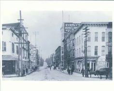West Washington St circa1905.