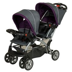 "Baby Trend Sit N Stand Double Stroller - Elixer - Baby Trend  - Babies""R""Us"