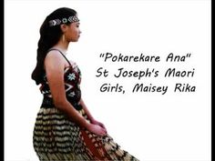 Tells how Paraire Tomoana courted Kuini Ripeka Raerena. Sung by Hayley Westenra and Kiri te Kanawa. Hayley Westenra, Maori People, St Joseph, Beautiful Songs, World Music, Music Education, Music Songs, Movie Stars, New Zealand