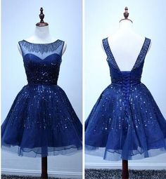 Cute Homecoming Dress,A-Line Homecoming Dress,O-Neck Homecoming Dress,Short Prom Dress