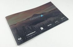 Fatmap brochure printing at Ex Why Zed. Brochure Printing, Booklet Printing, Creative Brochure, Corporate Brochure, Prints, Leaflet Printing