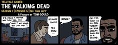TWD S1E5 | Stranger Management (SPOILERS) by TheGouldenWay on DeviantArt
