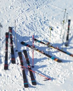 We also got a pair of NEW #skis. Learn what Black Majic is all about...