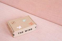 the wing packaging. / sfgirlbybay