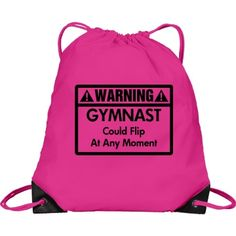Designed for the people you love, and the things you love to do! Gymnastics Bags, Drawstring Backpack, In This Moment, People, Design, Bags Sewing, People Illustration, Folk