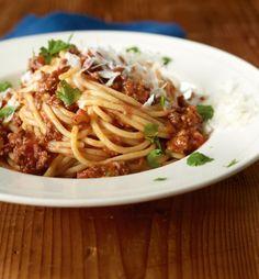 Spaghetti Bolognese - [ESSEN UND TRINKEN]