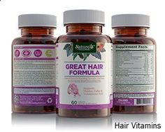 Hair Vitamins - awesome choice. Must take a look...