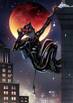 Catwoman - Sami Basri  Jessica Kholinne