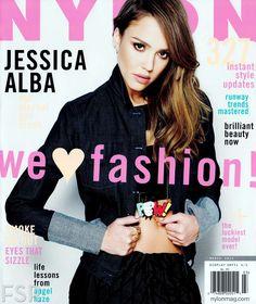 Jessica Alba, March 2014