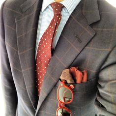 Horrible knot, but a cool look overall.