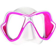 Mares X-Vision LiquidSkin Mask | This product and more at http://www.watersportswarehouse.co.uk/shop/scuba-diving-equipment.html