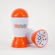 Doesn't turn off until you turn it off- you'll thank yourself for getting this late at night when you're running out of breath from making the SUSH noise- reason if works is the SUSH noise is what it sounds like in the womb- so baby responds quickly. #babyshowergift #babygift #newborngifts #sleepingbaby