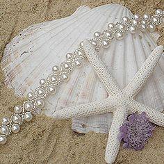 Beach Wedding Marseille Anklet