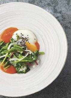 http://asia.marie-france.com/easy-recipe-spinach-artichoke-cream-and-a-broken-egg/