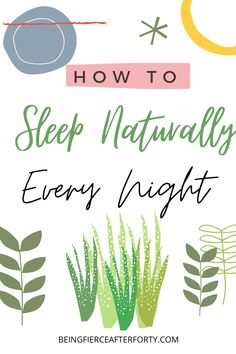 Trouble sleeping? Sleep deprivation hurts our health and sanity. I have battled insomnia for many years and I'm happy to report that I now sleep naturally without supplements or sleeping aids.