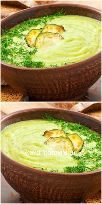 Zucchini soup puree is the undisputed leader among first courses! Lunch Recipes, Vegan Recipes, Cooking Recipes, Casserole Recipes, Soup Recipes, Yummy Snacks, Yummy Food, Gaps Diet Recipes, Drink Recipe Book