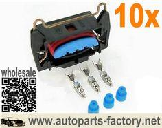 long yue ford coil pack Coilpack connector plug Zndspule Spule stecker EDIS megasquirt ECU