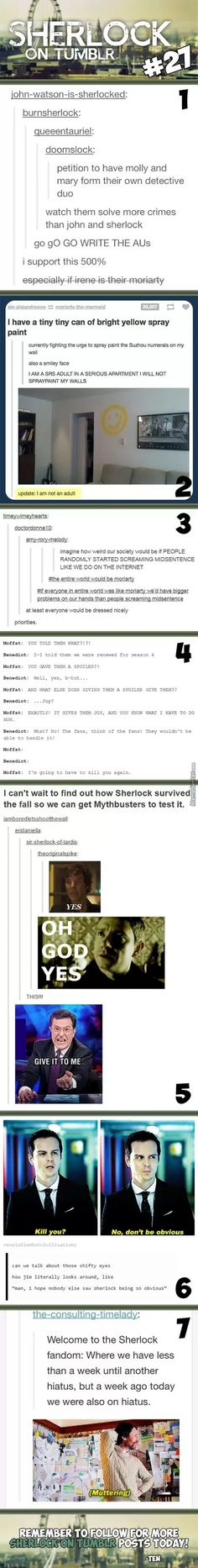 Sherlock On Tumblr #27