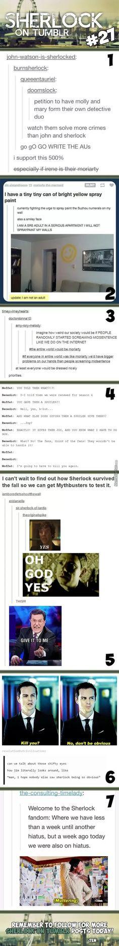 Sherlock On Tumblr #27