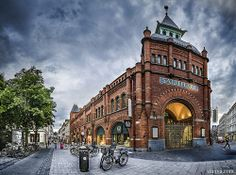 Saluhall Market (Stockholm, Sweden)