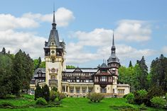 Peleș Castle, Romania | 29 Gorgeous Castles From Around The World