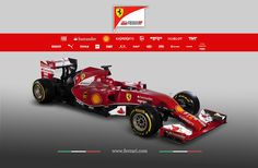 Photographs of the 2014 Ferrari T. An image gallery of the 2014 Ferrari T. Ferrari F1, Lamborghini Aventador, Formula Indy, Full Hd Pictures, Car Pictures, Car Guide, Car Illustration, F1 Racing, Racing News