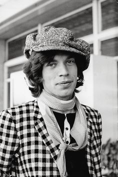 satya-: Mick Jagger photographed in France in 1969.