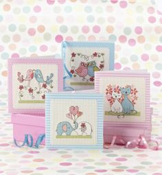 These gorgeous patterned papers go so well with Angela Poole's lovely cards - download them for free!