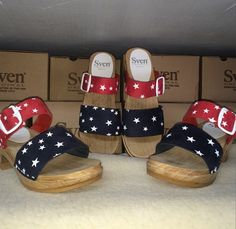 Sven Clogs - Google+Show your Stars!! Liberty Clogs - Sven Clogs  Get in time for 4th of July!! http://www.svensclogs.com/catalogsearch/result/index/?limit=32&q=liberty