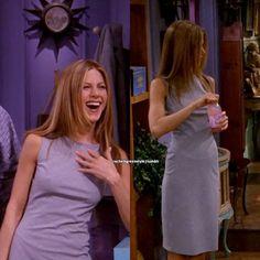 New style rachel green Ideas Rachel Green Outfits, Estilo Rachel Green, Rachel Green Style, Rachel Green Friends, Fashion Tv, Fashion Looks, Green Fashion, Jennifer Aniston Style, Jenifer Aniston
