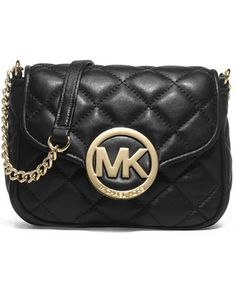 MICHAEL Michael Kors Fulton Small Quilted Crossbody