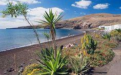 Playa Quemada, Lanzarote