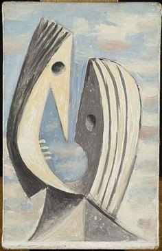 Pablo Picasso, Réalisé à Dinard Date 25 Août 1929