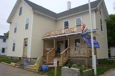 Vinalhaven Candy Company, Vinalhaven, Maine: a regular stop each summer visit