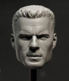 Las creaciones de Andy Bergholtz escultor