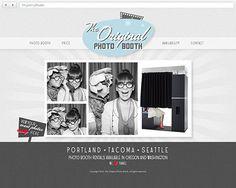 Skyberry Studio™ Portfolio : The Original Photo Booth Website