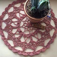 abagfullofcrochet crochet donnas mandala one color