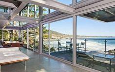 LaFetra Beach House by Pierre Koenig- Malibu