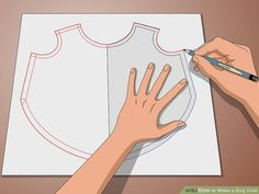 How to Make a Dog Coat (with Pictures) - wikiHow Dog Sweater Pattern, Pet Clothes, Dog Clothing, Dog Furniture, Dog Clothes Patterns, Wire Fox Terrier, Dog Jacket, Dog Items, Dog Wear
