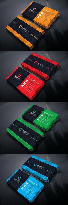 Global Business Card. Business Card Templates