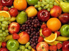 Fruits Healthy Food Pyramid